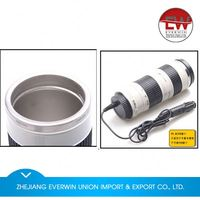 Factory supply OEM quality telescopic camera mug 2016