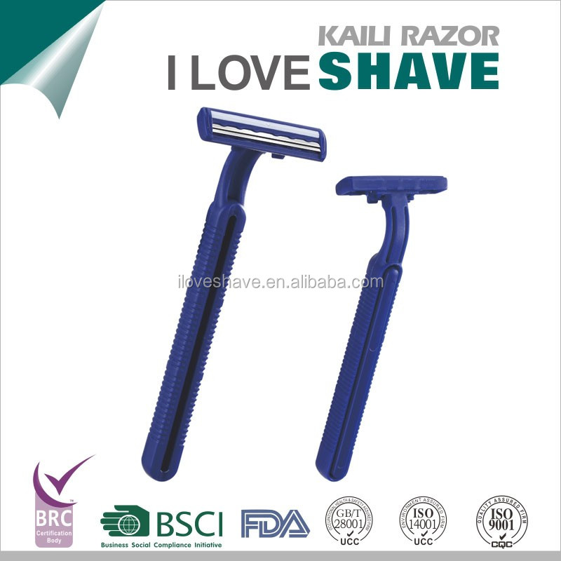 premium shaving products man disposable shaver with best price