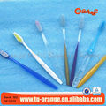 high quality hotel toothbrush set