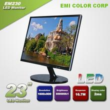 23 inch 1920 * 1080P Full HD Wide LED LCD Desktop Monitor