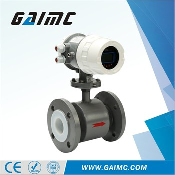 GMF100 4-20mA Electromagnetic Water Flow meter