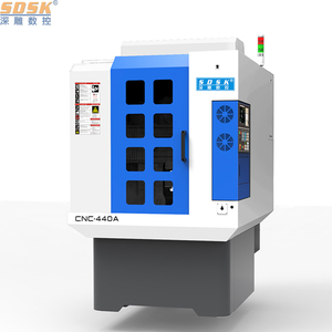 high precision small cnc vertical milling machine with CE certificate