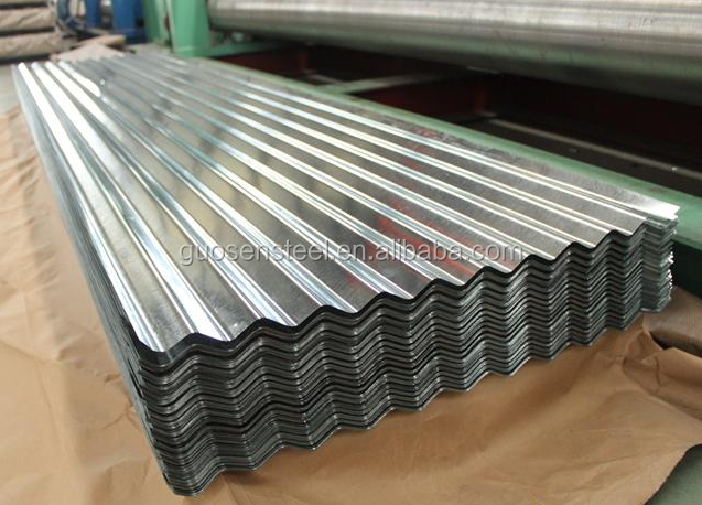Cheap Zinc Corrugated Steel Sheet price per sheet / Corrugated Sheets Roofing