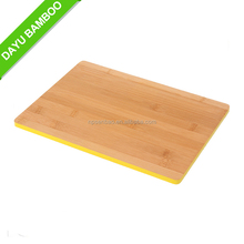 Wholesale square Bamboo Chopping Board without handle