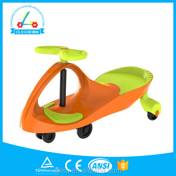 Alibaba china factory cheap price 2016 new sliding toy kids ride on car with push handle