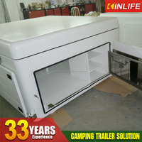 Kit Luxury Folding Travel Camper Trailer By Kindle With 33 years experience in metal fabrication