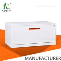 supply 1 drawer sturdy high-quality cold rolled steel Wellington FC file powder coating for sale file cabinets