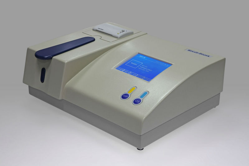 medical laboratory machinery / semi auto biochemistry analyzer