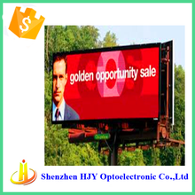 high resolution P6 outdoor stadium football led display screen