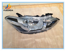 Auto body parts car accessories auto head lamps light for toyota yaris/vios 2014 2015
