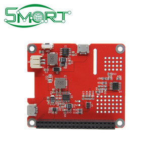 Smart Electronics~Power Supply for Raspberry Pi 3, Raspberry Pi Pro V1.1 UPS HAT I2C Lithium Battery Expansion Board