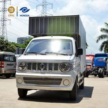 high quality Mauritius 6*6 van truck electric vans prices