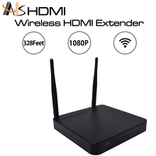 2017 Newest High quality Wireless Hdmi Transmitter And Receiver 2.4G/5G Full Hd 1080p Video Wireless Hdmi Extender 100m