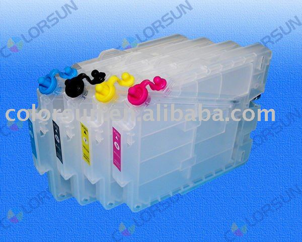 Refillable cartridges for Ricoh GC31