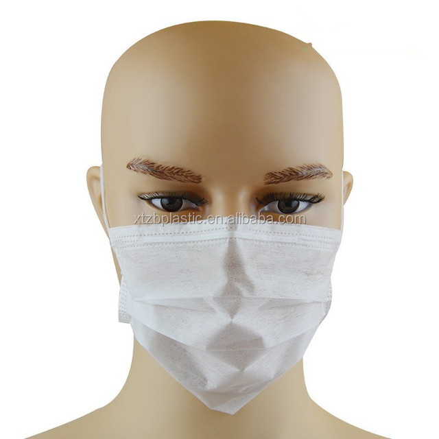 Allergy Dust personal care 2 ply 3 ply headband ES cleanroom face masks