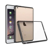acrylic clear protector hard case cover for ipad mini 2