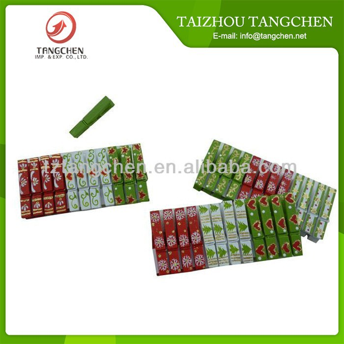New design cheap China factory wooden clothes pegs