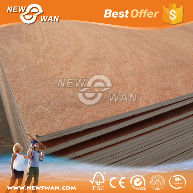 China Market Price of Plywood Pallet / Plywood for Packing Crate