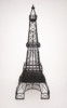 2015 Hot Sale Iron Eiffel Tower Wine Cork Holder