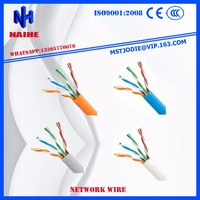 China Supplier cat6 4 pair network lan cable with price