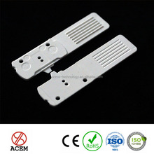 Embed injection mold for test consumable blood glucose meters