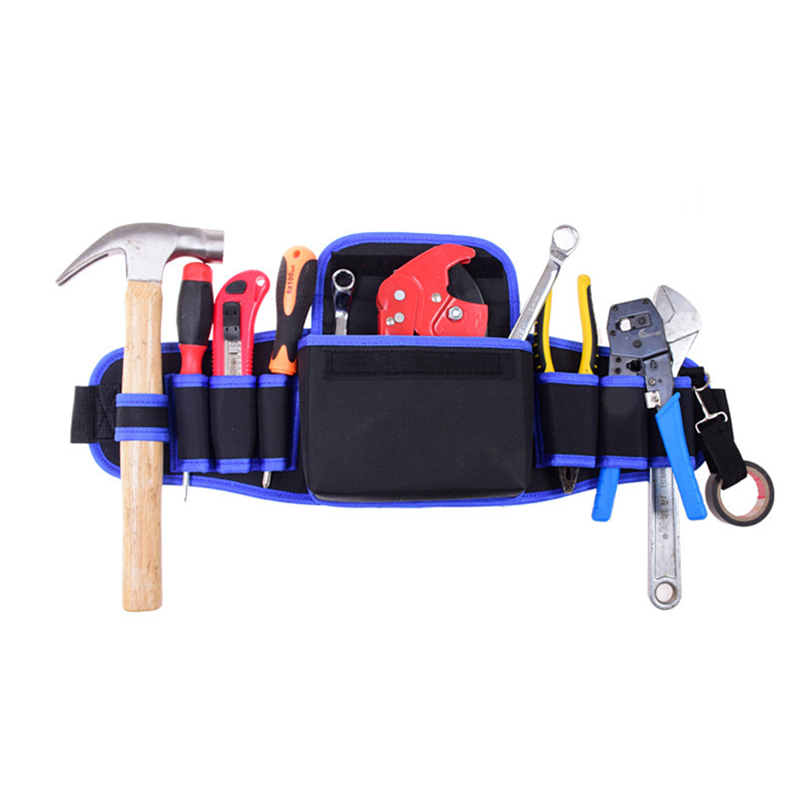 empty tool set professional electrician waist tool bag durable tool pouch bag