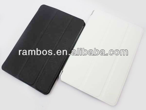 7.9 protective pu cover tablet leather smart stand case for iPad mini