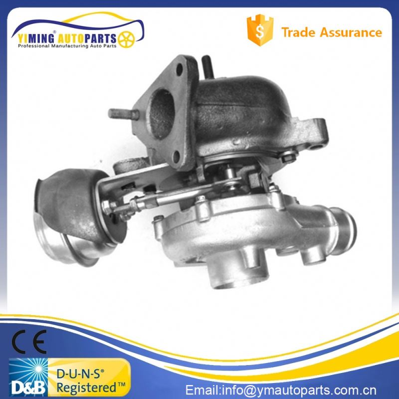 Passat B5 1.9 TDI AHH AFN turbocharger assembly 038145702L 028145702R 028145702RV225 028145702RV500