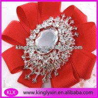 Crystal Rhinestone brooch Jewelry for Wedding decoration