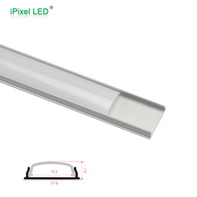 Thin Aluminum Profile For LED Strip Lights LED Bar Light Enclosure Type And Light Strips
