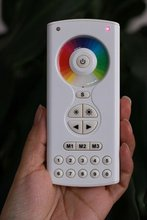 LED play RGB touch controller,Support single/multi color jumping and gradual change;KS-RGB-02