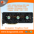 OEM NVIDIA GeForce GTX1080 8GB GDDR5 PCI Express 3.0 Direct X12 Graphics Video Card for Cryptocurrency Mining Farm