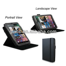 2013 New arrive fit for Apple ipad mini,360 rotation pouch