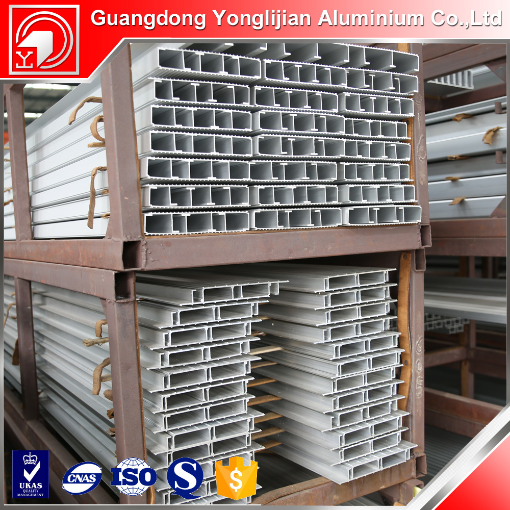Aluminum industial profile with high quality and satisfied service