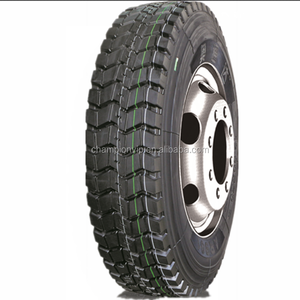 China High quality full-wire 10.00R20 radial truck tyre