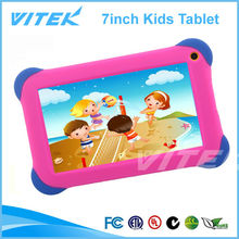 Hot selling Dual Core Kids learning 7 inch Android 4.0 mid tablet games download