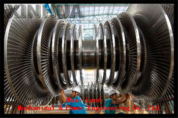steam turbine engine