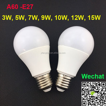 230V 2700K New 270 Degree A19 A60 led light bulb e27 b22