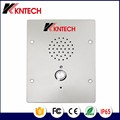 KNTECH Emergency Phone Microphone for Elevator IP Audio Intercom Phone Heavy Duty Telephone for Airport
