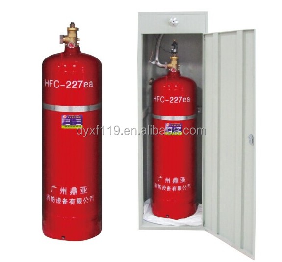 Popular Best Price Automatic FM200 Cabinet Fire Fighting Device