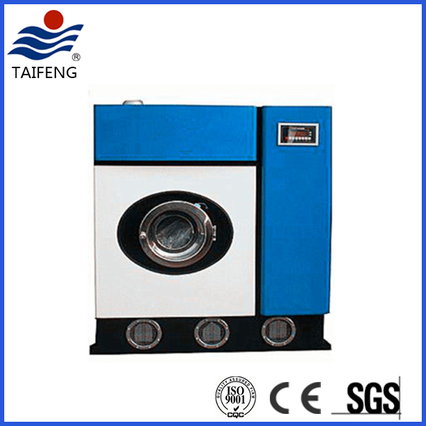 Full closed hydrocarbon carpet dry cleaning machine used for sale