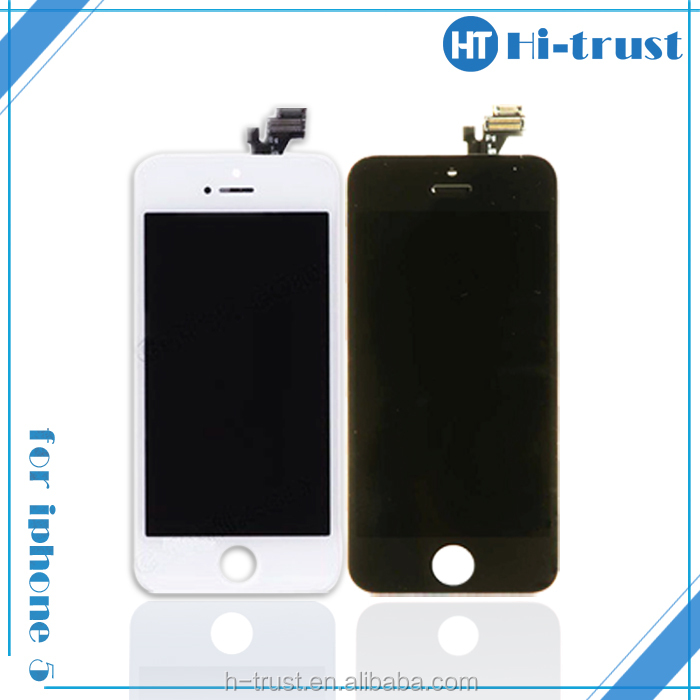 HOT SALE! DHL Free Shipping Original New OEM lcd display touch screen digitizer for iphone 5 5c 5s