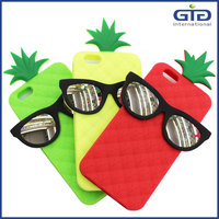 [GGIT] Hot Sale Pineapple Silicone Case for iPhone 6