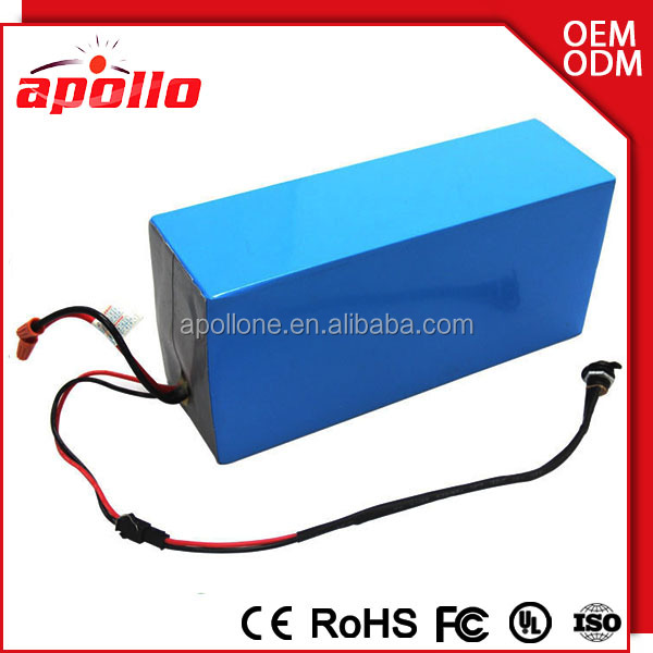 Apollo rechargeable lithium ion battery 12v 40ah