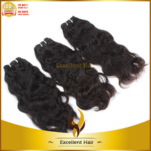 With Natural Black Color 1b 20 Inch 100% Human Hair Ponytail