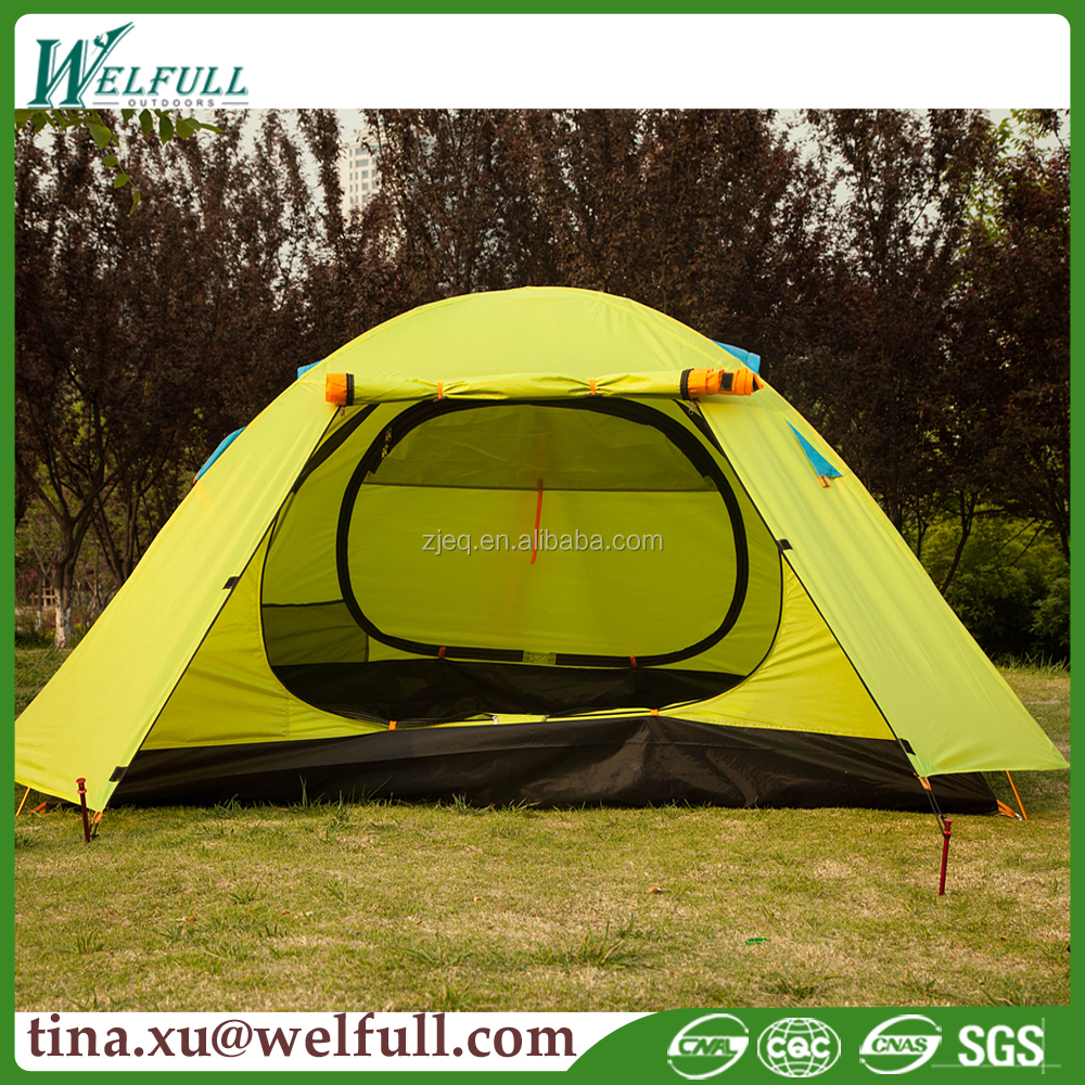 Aluminum Outdoor Portable Folding Camping Tents