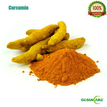 Pure Natural Turmeric Root Extract 95% curcumin for function foods and beverages