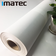 Wholesale Wide Format Blank Eco Solvent Polyester Canvas Roll 24 For Inkjet Printer