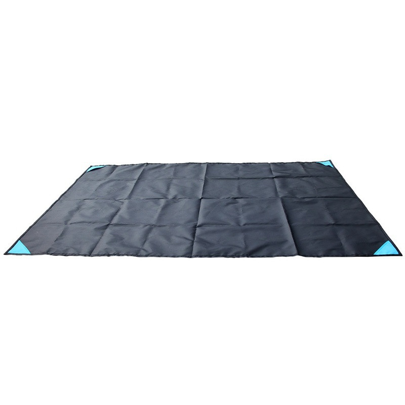 Customized high quality sandproof outdoor picnic mat nylon pocket blanket