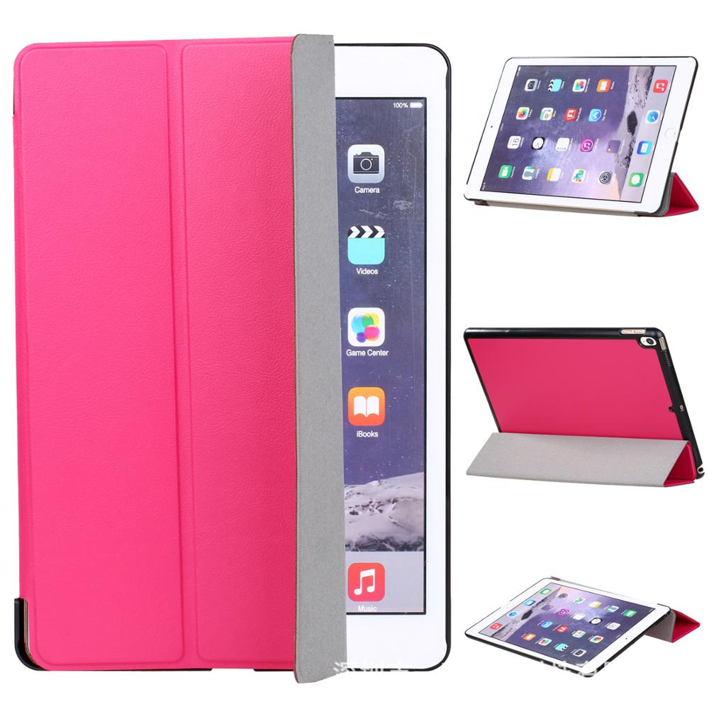 Auto sleeping slim PU flip leather case for IPAD Pro 8 10.5inch